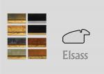 Massivholz-Bilderrahmen